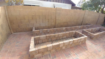Patio Features and Stonework